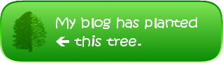 My blog has planted a beech tree.
